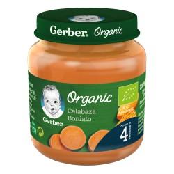 Gerber Organic tarrito...