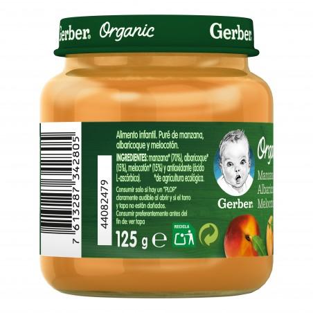 Gerber Organic Manzana...
