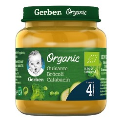 Gerber Organic Guisante...