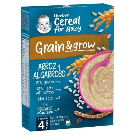 Gerber Arroz y Algarrobo  1...