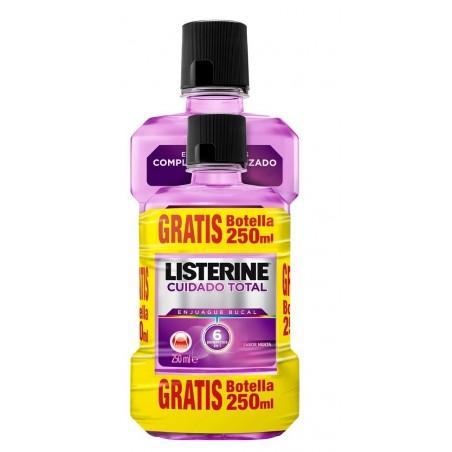 Listerine Cuidado Total...