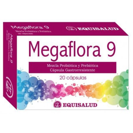 Equisalud Megaflora 9 20...