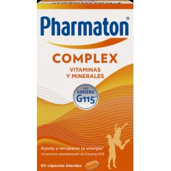 Pharmaton Complex...