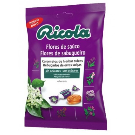 Ricola Flores de Saúco...