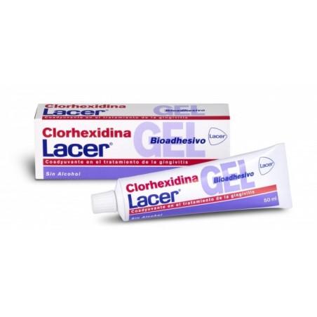 Lacer Clorhexidina gel...