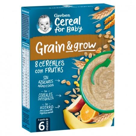 Gerber 8 cereales con...