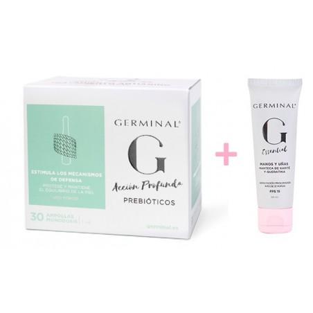 Germinal PACK Prebióticos...