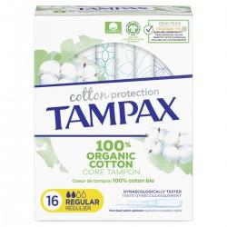 Tampax Natural Regular 16...