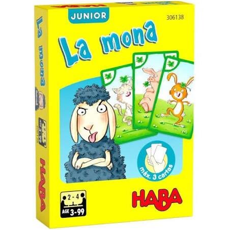 HABA Juego de cartas Junior...