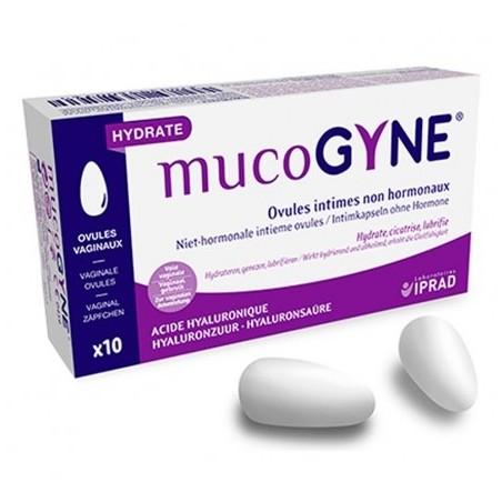 Mucogyne 10 óvulos vaginales