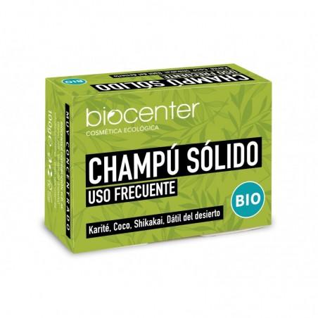 Biocenter Champú Sólido Uso...