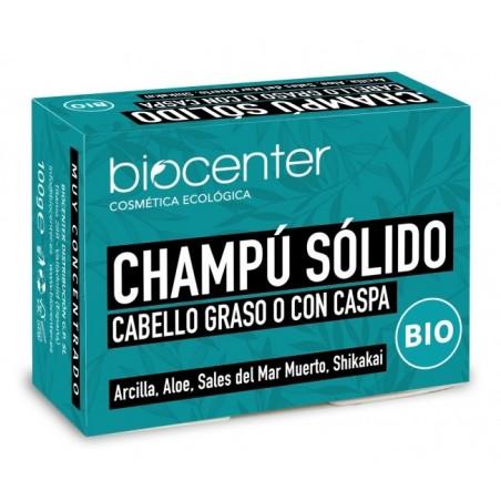 Biocenter Champú Sólido BIO...