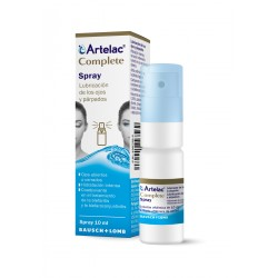 Artelac Complete Spray ojo...