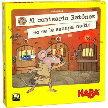 Haba Al Comisario Ratónez...