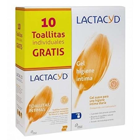 Lactacyd Íntimo Gel Suave...
