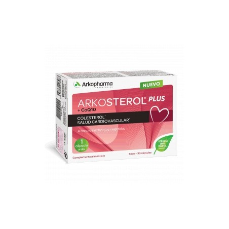 Arkosterol Plus 30 cápsulas