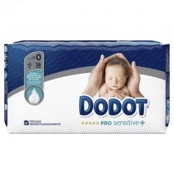 Dodot Pro Sensitive T-0 0-3...