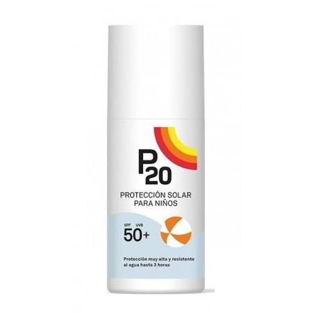 P20 Spf50+ Protector Solar...