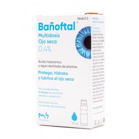 Bañoftal Multidosis Ojo...