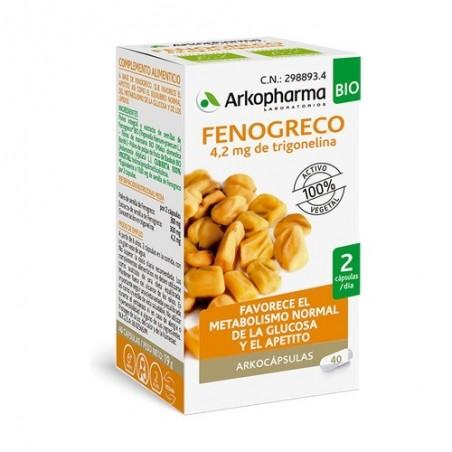 Arkocápsulas Fenogreco BIO...