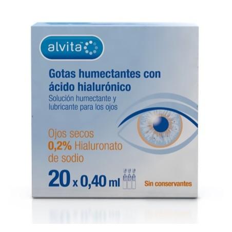 Alvita Gotas humectantes...