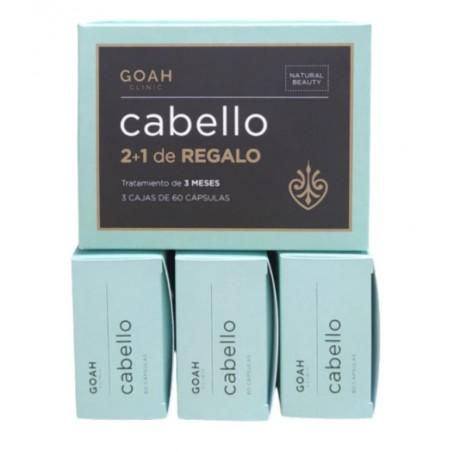 Goah Cabello 2+1de REGALO...