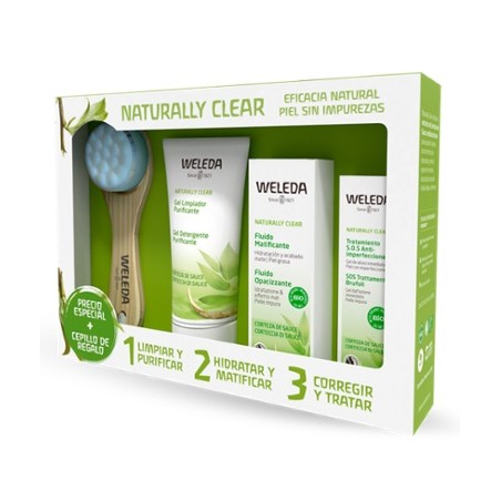 Weleda Naturally Clear...