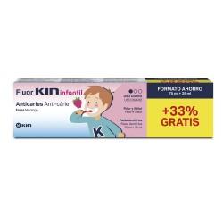 Fluor KIN Infantil Pasta 75...