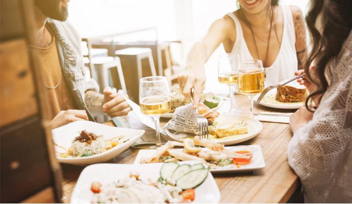 ¡Que las indigestiones no estropeen tus vacaciones!